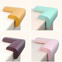 4 x Toddler Baby Kids Safety Soft Foam Sponge Corner Table Edge Protector Guard