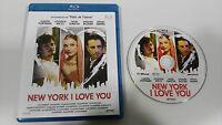 New York i Love You Blu-Ray Natalie Portman Orlando Bloom Ethan Hawke
