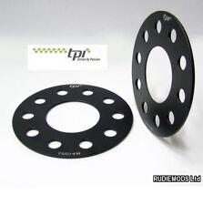 TPi Wheel Spacers Vauxhall 3mm per side 5x110 65.1 1 PAIR 6mm total spacing