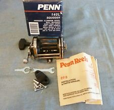 Penn 140L Squidder Conventional Fishing Reel - NIB