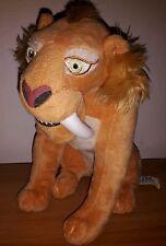 Plush Peluche Pupazzo Era Glaciale 25 cm Diego Tigre Ice Age Originale Soft Toys