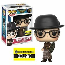 Wonder Woman Movie Diana Prince Pop! Vinyl Figure Entertainment Earth Exclusive