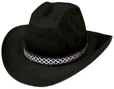 Sombrero De Vaquero Dallas Negras Nueva - CARNAVAL SOMBRERO GORRO SOMBRERO