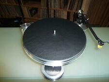 Acoustic Solid 110 Metall mit Tonarm WTB370/Nagaoka MP110