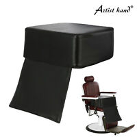 Black Child Booster Seat Cushion Barber Beauty Salon Spa Equipment Styling Chair