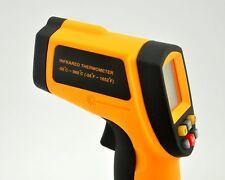 GM900 Non-contact Digital Infrared IR Thermometer Pyrometer -50~ 900°C Laser Gun