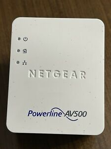 NETGEAR Powerline AV500 Nano (XAV5201) Network Adapter Kit