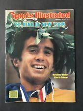 Sports Illustrated Magazine November 3 1980 Marathon Winner Alberto Salazar NL