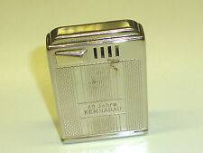 K50 (K=KÖLLISCH) GERMAN ART DECO SEMI-AUTOMATIC LIGHTER - FEUERZEUG - RARE
