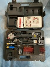 New ListingMonti Pneumatic Bristle Blaster Model Sp-647-Bmc, Unused and Complete Kit