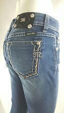 MISS ME BY ROCK REVIVAL SKINNY  SIZE 27