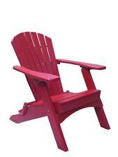 Perfect Choice Furniture Folding Adirondack Chair Cardinal Red OFCF-CR