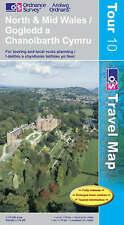 North and Mid Wales by Ordnance Survey (Sheet map, folded, 2007)
