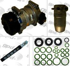 A/C Compressor fits 1996-2002 GMC C2500,C3500,K2500,K3500 C2500,C3500,C3500HD,K2