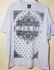 Ezekiel Men's Large gray 100% Cotton Ezekiel Graphics T-Shirt size XL