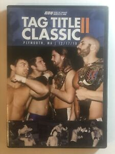 ROH Tag Title Classic II DVD Ring of Honor (12.17.10)