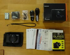Sony Cyber-shot DSC-RX100M3 20,1 MP Digitalkamera Schwarz M3 RX100 III+Rechnung