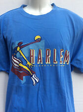 "Plarinum Fubu ""THE ORIGINAL HARLEM GLOBETROTTERS"" 2 sided  t shirt sz L large"