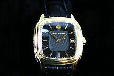 $7.950 Automatic David Yurman Solid 18K Gold Watch Alligator Band Brand New Box