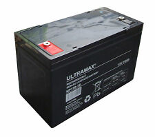 12V 110AH Leisure Battery Ultramax for Leisure (Caravan) & Marine Range XV31MF