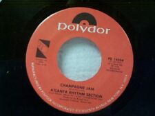 "ATLANTA RHYTHM SECTION ""CHAMPAGNE JAM / THE GREAT ESCAPE"" 45 MINT"