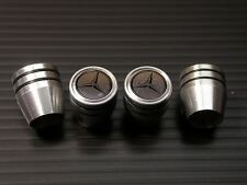 VALVE STEM CAPS SET Mercedes-Benz W204 C180 C200 C250 C350 Coupe Sport C63 AMG