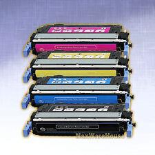 1 Set Compatible Color Toner Cartridge for HP 4700N Printer