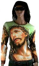 ESPINAS CORONA JESUS CHRIST dornenkrone Religión VIP Star Diseñador Camiseta