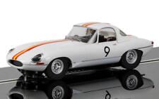 Scalextric 1/32 Jaguar E-Type Bob Jane #9 Slot Car C3890 SCAC3890
