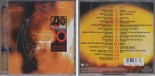 Atlantic Records 50 Years Gold Anniversary HDCD Collection 60s 70s 80s 2 CD Set