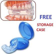 Dental Mouth Guard Bruxism Sleep Aid Night Teeth TMJ Tooth Clenching Grinding 4H