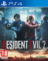 Resident Evil 2 Remake PS4 NEW & SEALED - IN STOCK NOW!!!