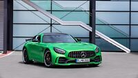 2020 Mercedes-AMG GT R Auto Car Art Silk Wall Poster Print 24x36""
