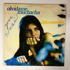 "Aldo Monges - Olvidame Muchacha [vinyl - 12""] Microfon I-307"