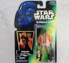 VTG Star Wars Power of the Force POTF Ponda Baba with Gear Action Figure 1996