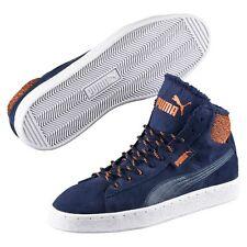Puma Sneaker 1948 Mid Marl Gr 40 Winter Stiefel Schuhe Herren