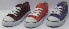 Slip - on Canvas Athletic Shoes for Boys