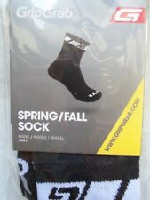 GripGrab Spring/fall Sock 01 Black 156 L
