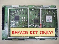 Toshiba MHSU11 PD1738 Hypermodule Capacitor REPAIR KIT