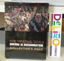 THE WALKING DEAD N.52-53-54 COLLECTOR'S PACK Ed. SALDAPRESS SCONTO 10%25