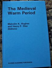 climate change book THE MEDIEVAL WARM PERIOD original 1994 edition HARDCOVER