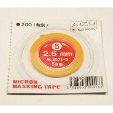 KRK MICRON MASKING TAPE REFILL 2,5mm x 5 mt. Cod.2001-5