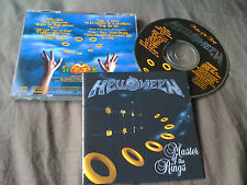 HELLOWEEN / master of the rings / JAPAN LTD CD