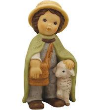 """Goebel Nina & Marco  SHEPHERD WITH LAMB 5.5"""" Figurine #465340   NIB MINT"""