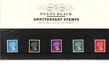 GB - PRESENTATION PACK - 1990 - PENNY BLACK  ANNIVERSARY - 150 years