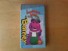 Barney - Barneys Imagination Island Classic Collection (VHS, 1999)