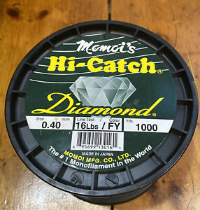 Momoi Hi-Catch Diamond 16 Lbs 1000yd