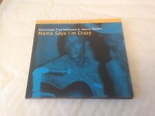 Mississippi Fred McDowell /Johnny Woods - Mama Says CD (2002) 1967 Blues