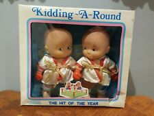 Vintage Uneeda  Kidding~A~Round, The Hit Of The Year - Rare