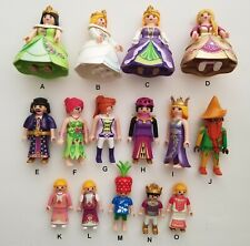 New ListingPlaymobil Fairytale Figures/Pick & Choose $1.95-$2.95/Combined Shipping Availabl